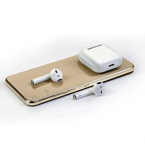 Bluetooth headphones earphones with 3 iPhone charging cables for Sale in Miami, FL