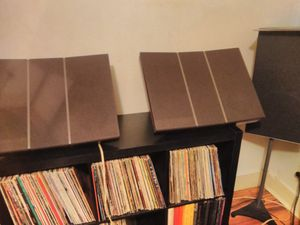 Bang & Olufsen Speakers (Model # RL 60.2) for Sale in Peoria, IL