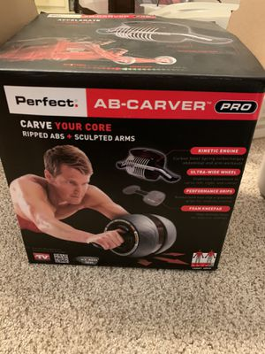 Ab Carver - exercise equipment for Sale in Richardson, TX