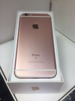 Factory Unlocked Iphone 6s 64GB. Excellent Condition. for Sale in Cambridge, MA
