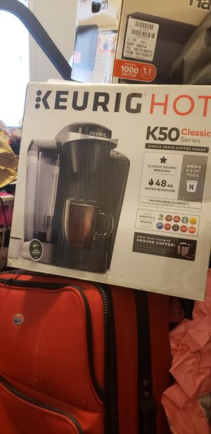 Keurig k50 classic coffee maker for Sale in San Lorenzo, CA