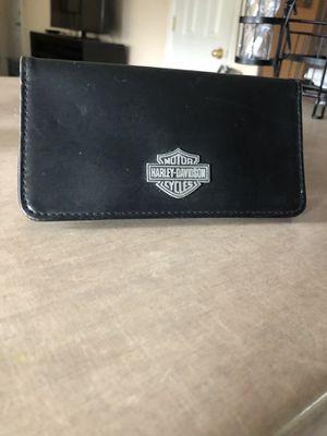 Harley-Davidson checkbook for Sale in Henderson, CO