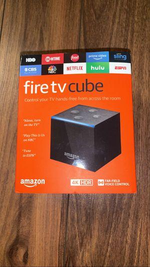 Fire TV Cube for Sale in Flagstaff, AZ