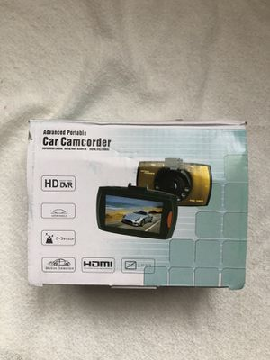 New in box- high definition dash cam for Sale in Minneapolis, MN