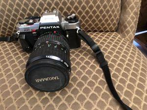 Pentax camera ,lens & case for Sale in Englishtown, NJ