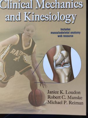 Clinical Mechanics and Kinesiology for Sale in St. Louis, MO