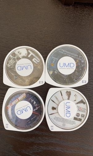 PSP Games and Movies for Sale in Millsboro, DE