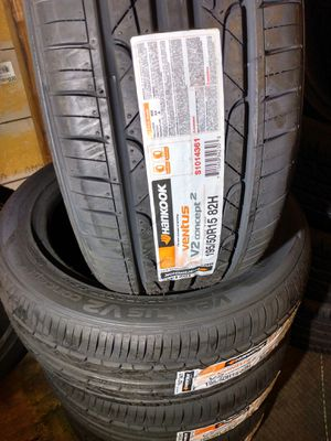 Set of new Hankook P195/50R15 for Sale in E RNCHO DMNGZ, CA