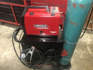 Lincoln 180HD MIG Welder **Great condition with light use** for Sale in Wilton, CA