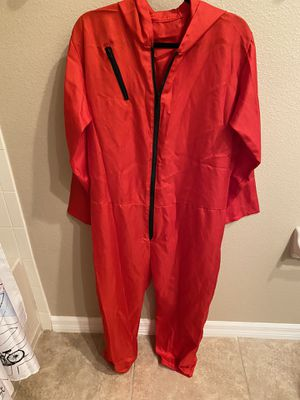Money Heist/Casa de Papel Costume and Mask for Sale in Orlando, FL