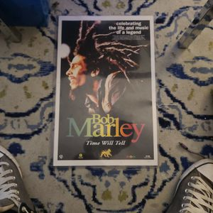 Bob Marley Poster From 92' - Perfect Condition for Sale in Denver, CO