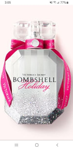 VICTORIA'S SECRETLimited Edition Bombshell Holiday for Sale in Fort Smith, AR