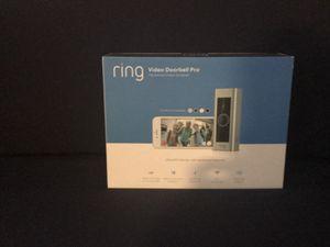 RING Video Doorbell Pro for Sale in Harrisburg, NC