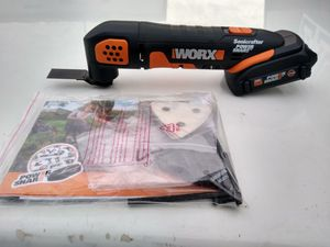 WORX Sonicrafter Power Share for Sale in Tucson, AZ