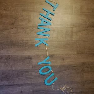 Wedding Sign Thank You for Sale in Orland Park, IL