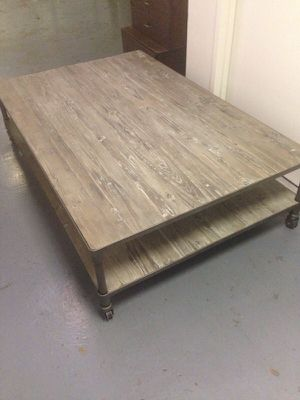 Coffee table 4 ft by 3.5 ft for Sale in New York, NY