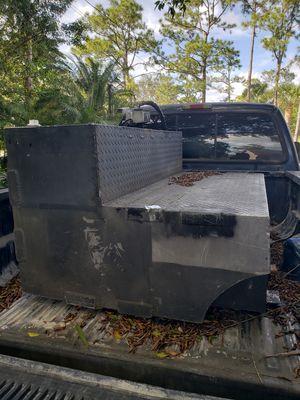 Aluminum transfer tank for Sale in West Palm Beach, FL