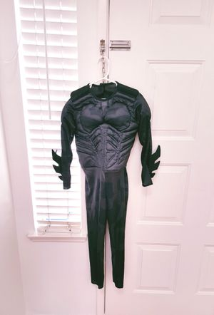 Batman costume 4t-6t for Sale in Buena Park, CA