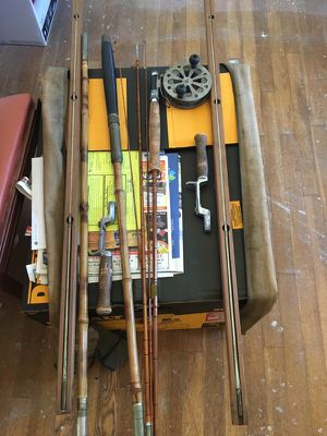Fishing poles for Sale in Cleveland, OH
