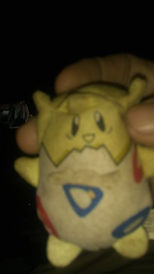 Burgerking pikachu plush food prize, collectable, most sought after investment is toys from 50s to 70s for Sale in Brown City, MI