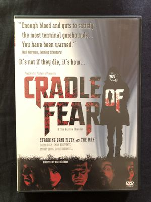Cradle Of Fear DVD for Sale in Swansea, IL
