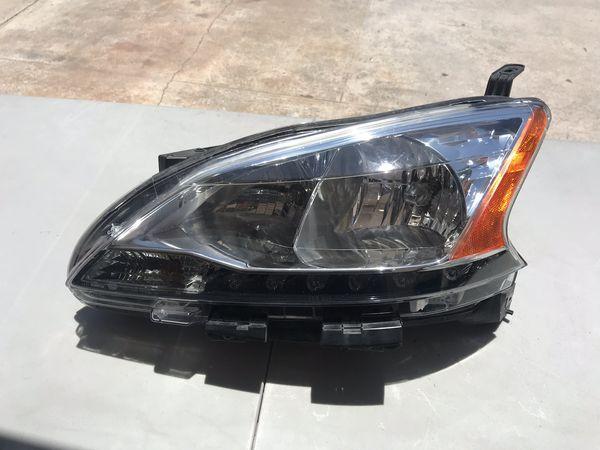 Nissan Sentra headlights