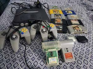 NINTENDO 64 for Sale in Santa Ana, CA