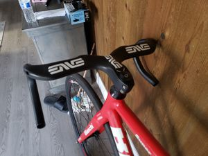 Enve Carbon Aero Drop Bars with Stem for Sale in Stockton, CA