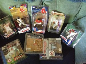 Boston Red Sox mcfarlane Sports Figures for Sale in Las Vegas, NV