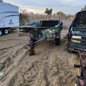 Military Trailer Utility for Sale in Pinon Hills, CA