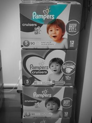 Diapers size 5 for Sale in Gaithersburg, MD