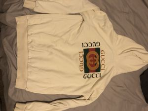 Gucci large hoodie for Sale in Bakersfield, CA