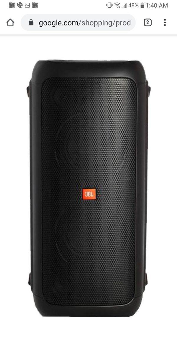 Jbl Party box 300 wireless speaker