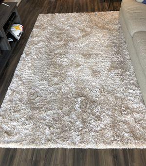 Rug (beige) - in Reston VA for Sale in Reston, VA