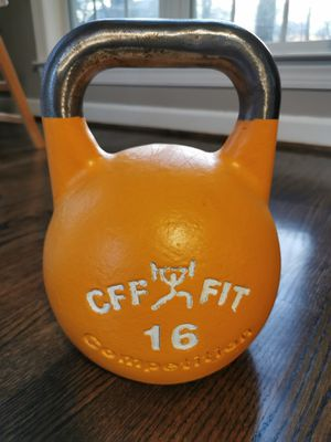 Kettle bell 16 kg for Sale in Oak Ridge, NC