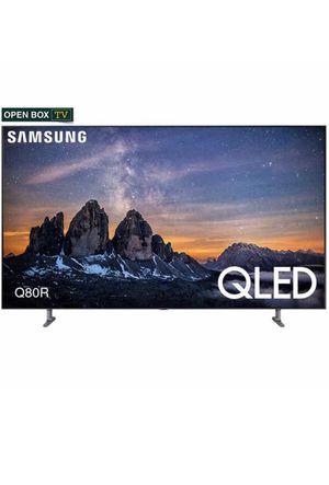 Samsung Q80R QN55Q80RAF 55 Smart QLED-LCD TV - 4K UHDTV - Carbon Silver - Direct Full Array 8X Backlight for Sale in Doral, FL