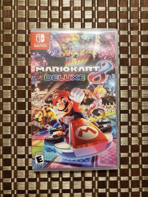 Mario Kart 8 Deluxe for Sale in Pompano Beach, FL