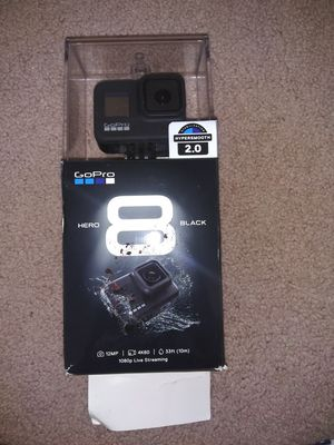 Go Pro Hero 8 + Free kit for Sale in Mesa, AZ