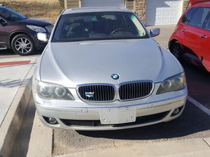 BMW 750 I for Sale in Aurora, CO