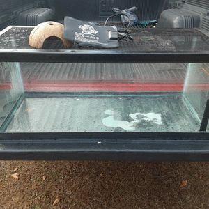 Aquarium with Reptile Setup for Sale in Lexington, SC