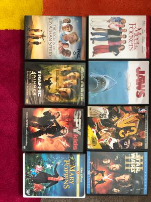Assortment of Movies for Sale in Lake Park, NC