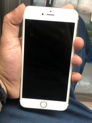Apple Iphone 6splus 16GB unlocked for Sale in The Bronx, NY