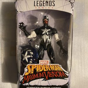Marvel Legends Venomized Captain America for Sale in Santa Ana, CA