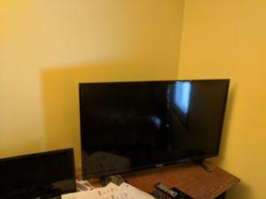 1080p 40 inch hdtv for Sale in Sudbury, MA
