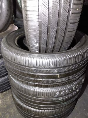 Set of Michelin P255/50R20 for Sale in Whittier, CA