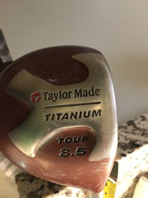 TaylorMade Burner Driver for Sale in Portsmouth, VA