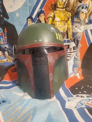 Bobafett Helmet for Sale in Ceres, CA