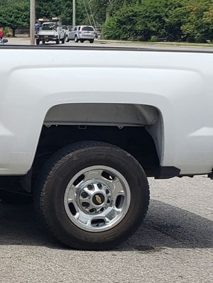 Chevy Silverado 2500hd wheels tires for Sale in Bentonville, AR