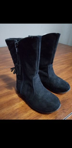 Toddler Girl Boots (8) for Sale in Garland, TX