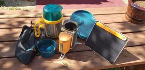 Biolite campstove bundle + Solar Panel 5+ for Sale in Albuquerque, NM